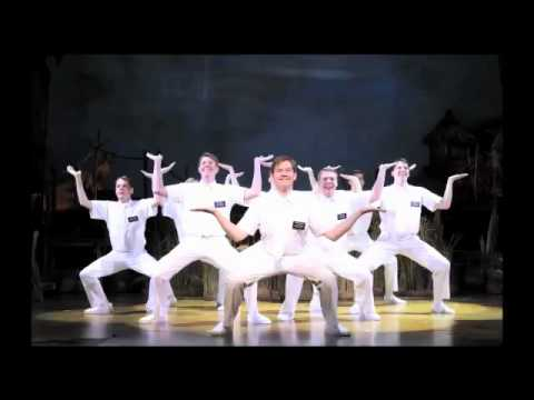 """A Month of """"The Book of Mormon"""" Day 25: Turn It Off with Elder McKinley"""