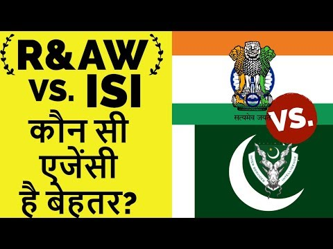 RAW & ISI: Which Agency is Better | Key Differences