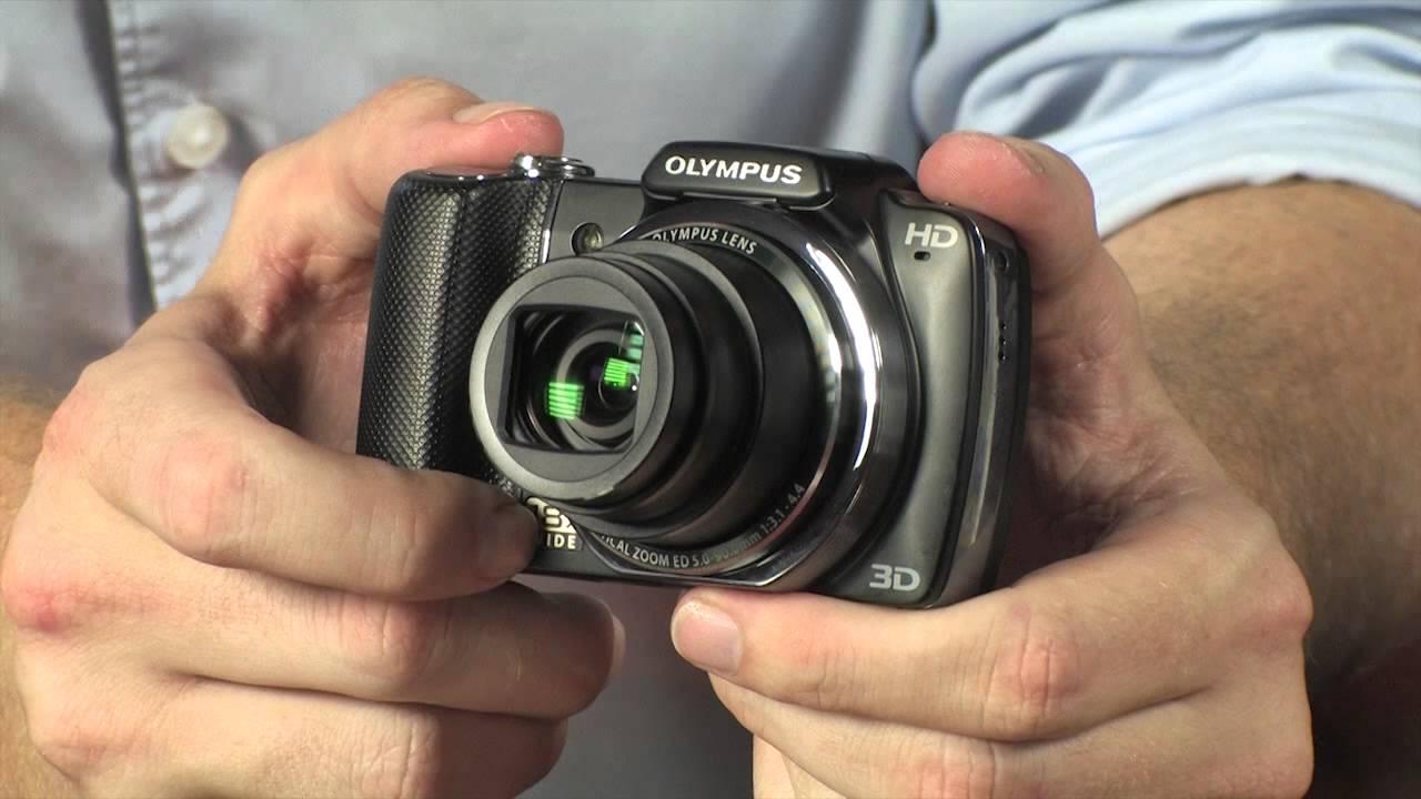 olympus digital camera | Olympus SZ-10 Digital Camera - YouTube
