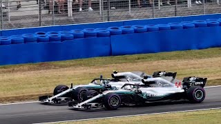 Motorsport Show Ep. 16 Mercedes German GP tech review