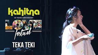 Gambar cover Raisa - Teka Teki | (Kahitna Love Festival Concert)