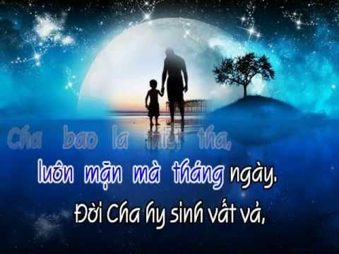 Tình Cha Bao La - demo - http://songvui.org
