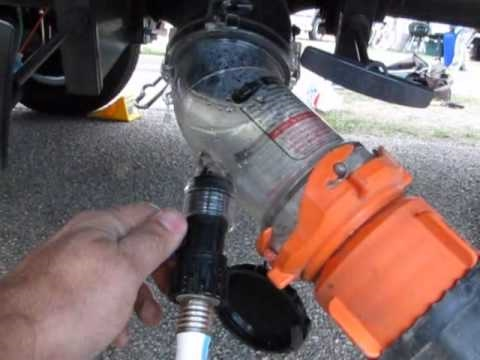 Rv Hydroflush Youtube