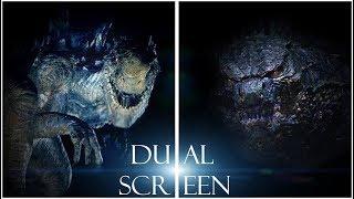 GODZILLA - Dual Screen (Feat. Liuga)