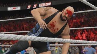 Sangrienta Pelea en Nuestro Debut de GOLD RUSH - WWE 2K15