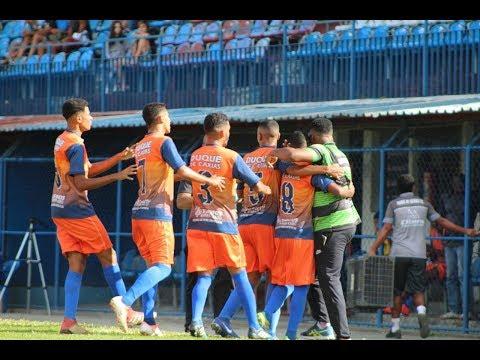 Sub-20 | Friburguense 1x1 Duque de Caxias |  Gol de Juninho