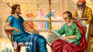 This Is The Library Of Alexandria 2.0 | NBC News Signal
