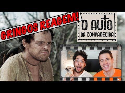 Gringos Reagem: AUTO DA COMPADECIDA!