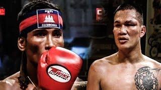 គីឡូយក្ស! ព្រំ សំណាង Prum Samnang (CAM) Vs (Thai) Petchsanan, 22/July/2018, CNC TV Boxing