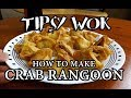 How To Make Easy Crab Rangoon - Drunk Cooking Lesson #6