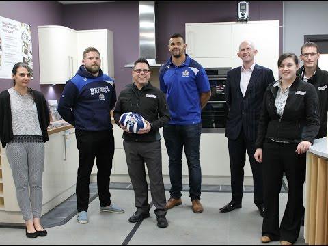 Lansdown Club Member Kicks-off Community Rugby Programme