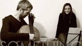 The Beatles - Something - ALMOST 3 (voice&cello).mov