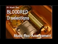 D Selections Bloodred