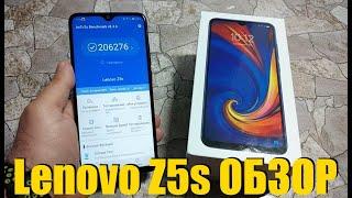 Обзор Подешевевшего Lenovo Z5s / Самый Дешевый Смартфон на Snapdragon 710 / Стоит ли покупать?