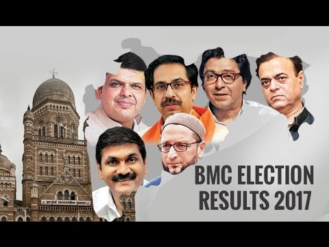 BMC Elections Results 2017 Ward Wise Winners