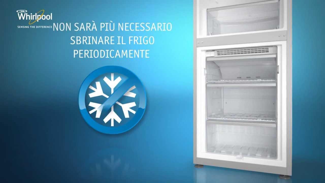 freezer no frost del frigorifero whirlpool 6 senso fresh control youtube. Black Bedroom Furniture Sets. Home Design Ideas