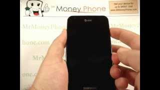 HARD RESET Samsung Galaxy S II Skyrocket (external) Master Reset (FACTORY RESTORE) Video