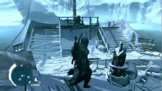 Assassin's Creed 3 Captain Kidd's Treasure - The Ghost Ship