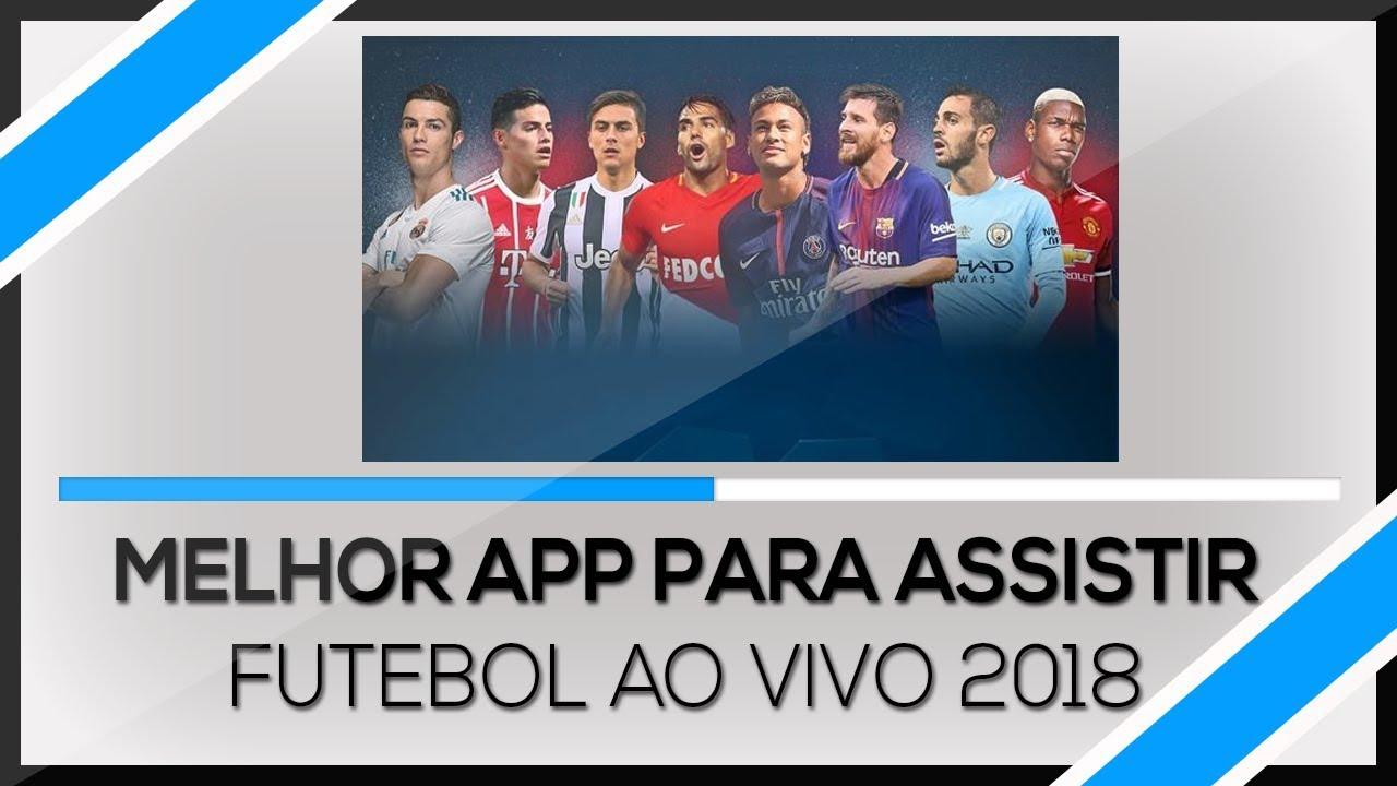 01dfc1affc Melhor aplicativo para assistir futebol AO VIVO DE GRAÇA no ANDROID 2018