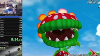 Mario Sunshine - Any% Speedrun - 1:25:00 (PB)