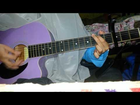 Najwa Latif - Hilang - Guitar Cover