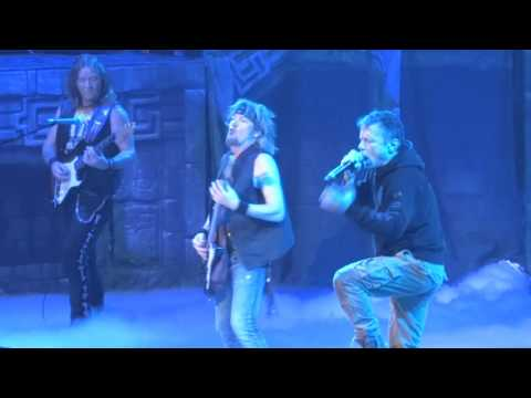 Iron Maiden - The Book Of Souls - Sydney 6th May 2016