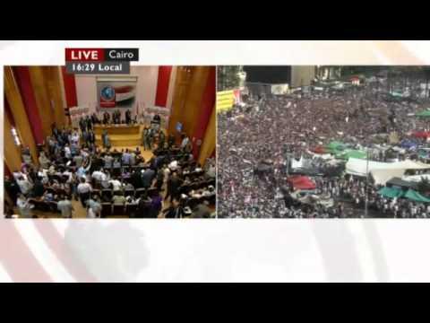 Muslim Brotherhood's Mohammed Morsi Wins Egypt Presidential Election