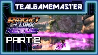 Ratchet & Clank: Into The Nexus (100%) - Part 2: Planet Yerek - Meero Ruins - Part 1 of 3