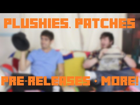 Minecraft Weekly News: Patches, Pre-releases, Pretty Minigames, Plushies & REALMS.