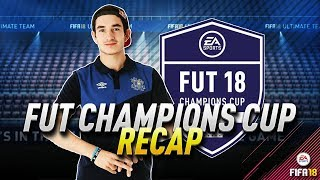 FUT CHAMPIONS WINTER CUP RECAP // MY THOUGHTS ON THE EVENT!!