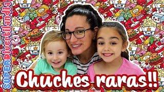 Chuches raras con Irene y Andrea en SUPERDivertilandia!