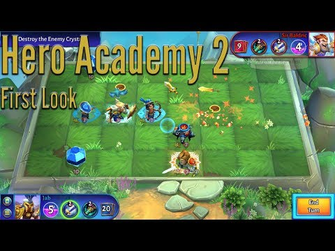 Hero Academy 2 Moves to the PC -- First Look