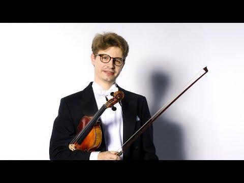 Hess, Wieniawski And Dvorák (Stage@Seven)