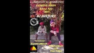 DJ HISTORY  -  PURPLEMAN -  REVEREND DANNY DREAD -  PROMO SAMPLE