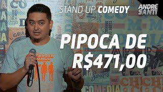 COPO DO STAR WARS POR R$471- André Santi - Stand Up Comedy