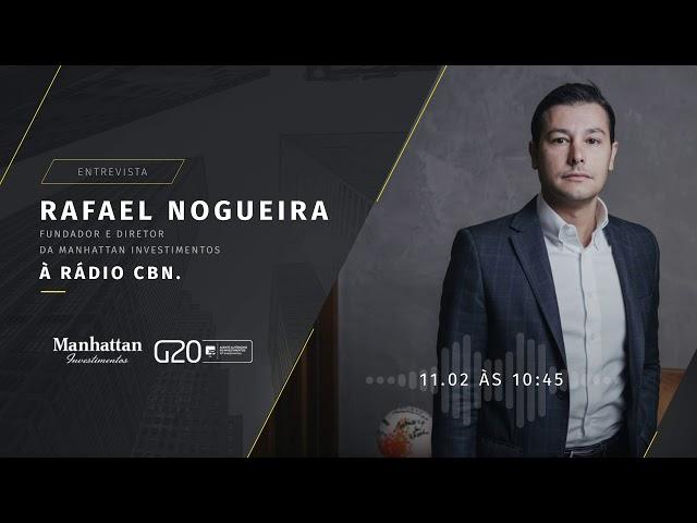 Mercado e Política: os novos presidentes e as perspectivas para 2021 - Entrevista exclusiva CBN.