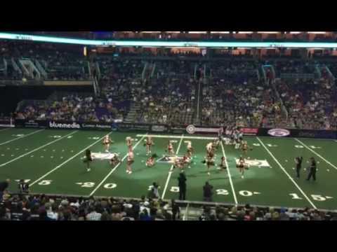 Watch Me Do - Arizona Rattlers Sidewinders performance