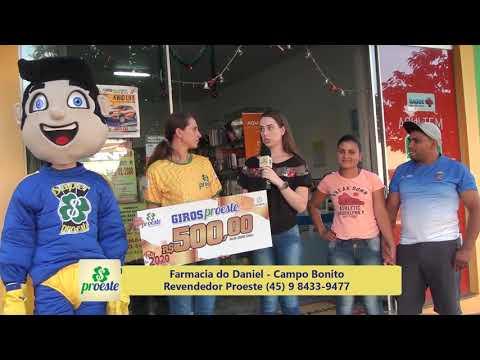 Jessica Aline Giro Proeste 22.12.2019 - Campo Bonito