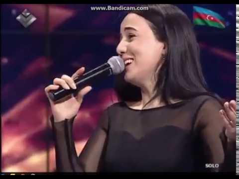 Her Sey Gozeldir Heyatda. Nurlan Novresli&Zabite Aliyeva ( Solo+lider Tv)