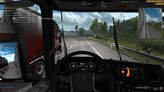 Reckless Driving (GTD-Spedition) ICT Gamer Id: 356 SteamId64:76561198271547185 TruckersMPID: 2359532