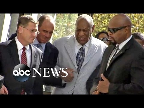 Bill Cosby Sexual Assault Case Trial Date Set