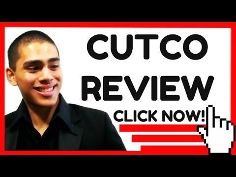 CUTCO Review   #1 Problem Cutco Reps Face