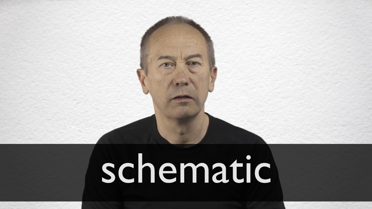 How to pronounce SCHEMATIC in British English - YouTube Schematic Pronunciation on