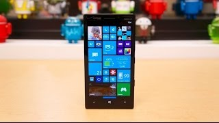 Lumia Icon Review | Pocketnow