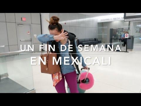 Un viaje FLASH a Mexicali