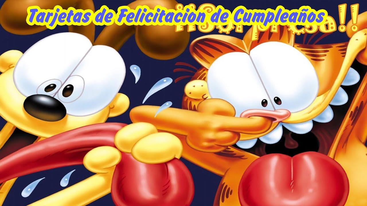 Tarjetas De Felicitacion De Cumpleanos Originales Y Animadas Youtube - Tarjeta-felicitacion-cumpleaos-original