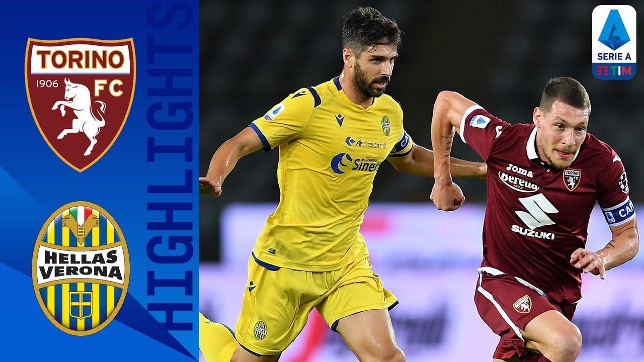 Torino 1-1 Hellas Verona