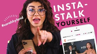 Sarah Hyland's Fans Are Obsessed with Her Feet and She Is Not About It | Instastalk Yourself | Cosmo