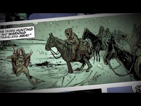 The Witcher House of Glass #1 Comic Book Trailer English