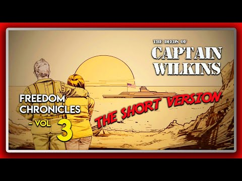 Wolfenstein 2 DLC: Freedom Chronicles: The Deeds of Captain Wilkins - Vol 3 (The Short Version)  